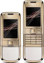 قاب شاسی کامل گوشی نوکیا Nokia 8800 Gold