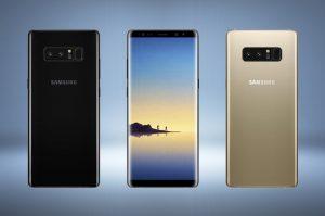 گوشی سامسونگ Samsung Note 8