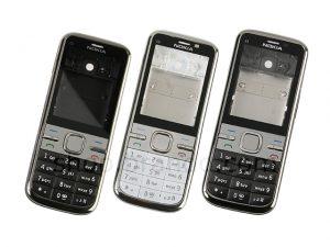 قاب شاسی اصلی نوکیا Nokia C5-00