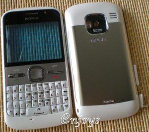 قاب اروجینال نوکیا Nokia E5